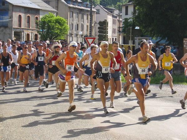 Courses du Tourn d'Ars et Trail de la vallée du Garbet