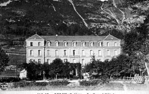 Aulus vers 1900 – Thermalisme