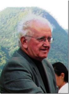 Michel Veyssière Maire d′Aulus les Bains