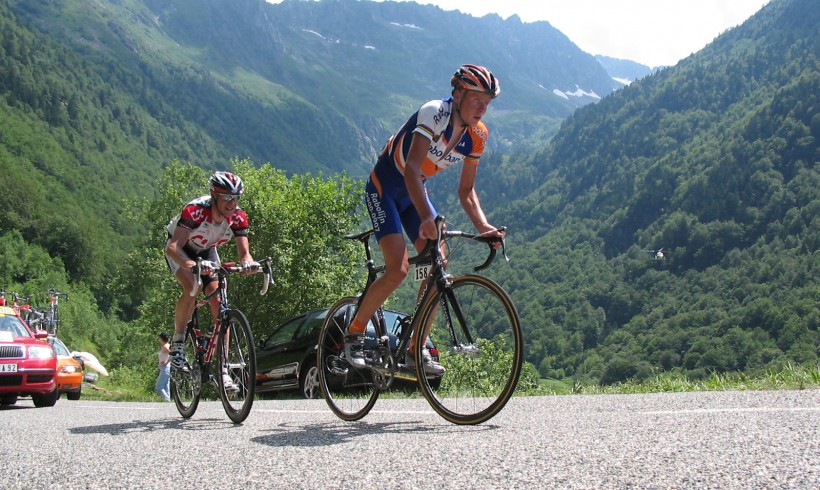 Le Tour de France 2017 à Aulus les Bains